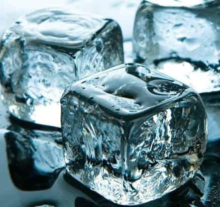 Pre-packaged Ice Cubes (Sold Bulk)