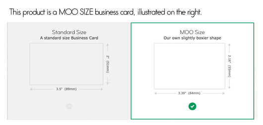 Super Business Card By Moo Nycelisting