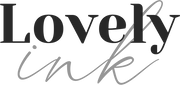 lovely ink logo