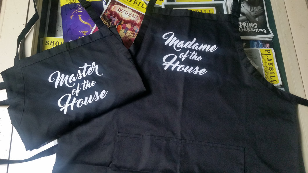Madame of the House Apron