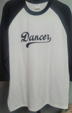 Dancer - Baseball Shirt