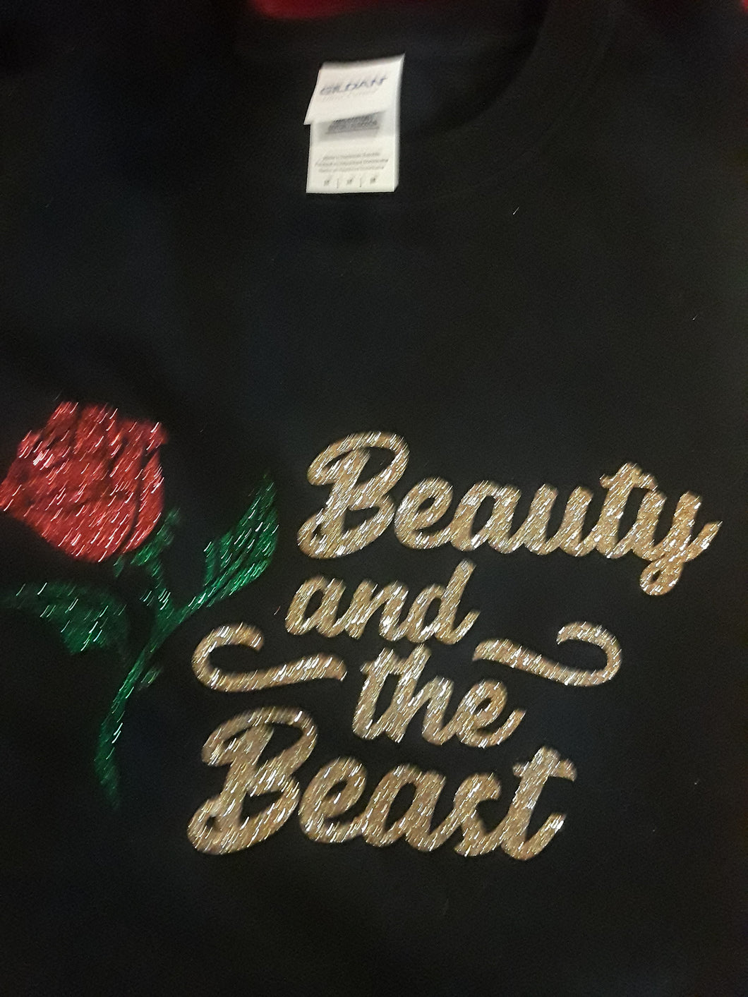 Beauty and the Beast T Shirt