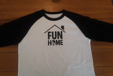 Fun Home Baseball Shirt