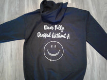 Never Fully Dressed Full Zip Hoodie - Annie