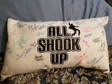 Cast Keepsake Pillowcase