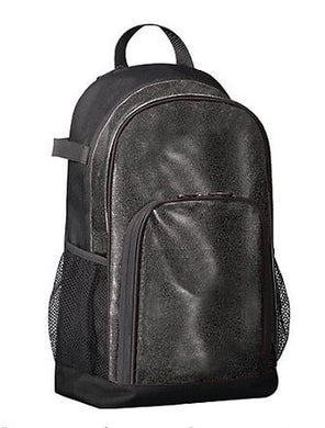 Black Glitter Backpack