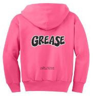 Cast Keepsake Pullover or Full Zip Hoodie - Grease