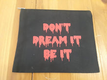 Stage Makeup Keepsake Bag