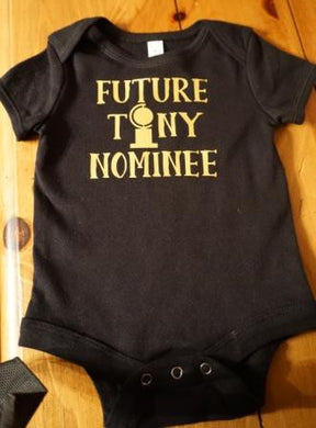 Future Tony Nominee Baby One Piece T- Shirt