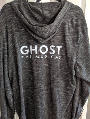 Cast Keepsake Full Zip Hoodie - Ghost
