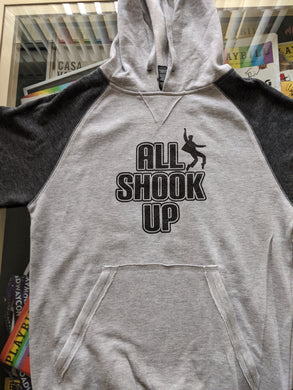 Cast Keepsake Pullover Hoodie - ALL SHOOK UP