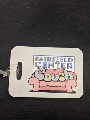 Fairfield Center Couch Luggage Tag