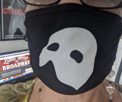 Theatre Inspired Face Coverings