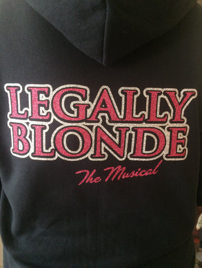 Legally Blonde Cast Keepsake Hoodie