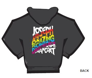 Joseph and the Technicolor Dreamcoat Hoody