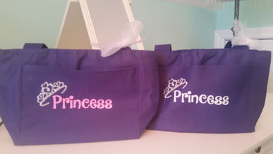 Belle Princess Lunch Tote