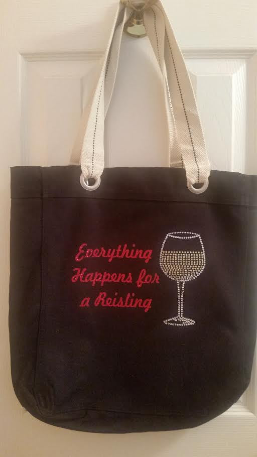 Wine Lovers - Everything Happens for a Riesling