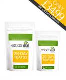 28 DAY ESSENTIAL TEATOX PROGRAMME