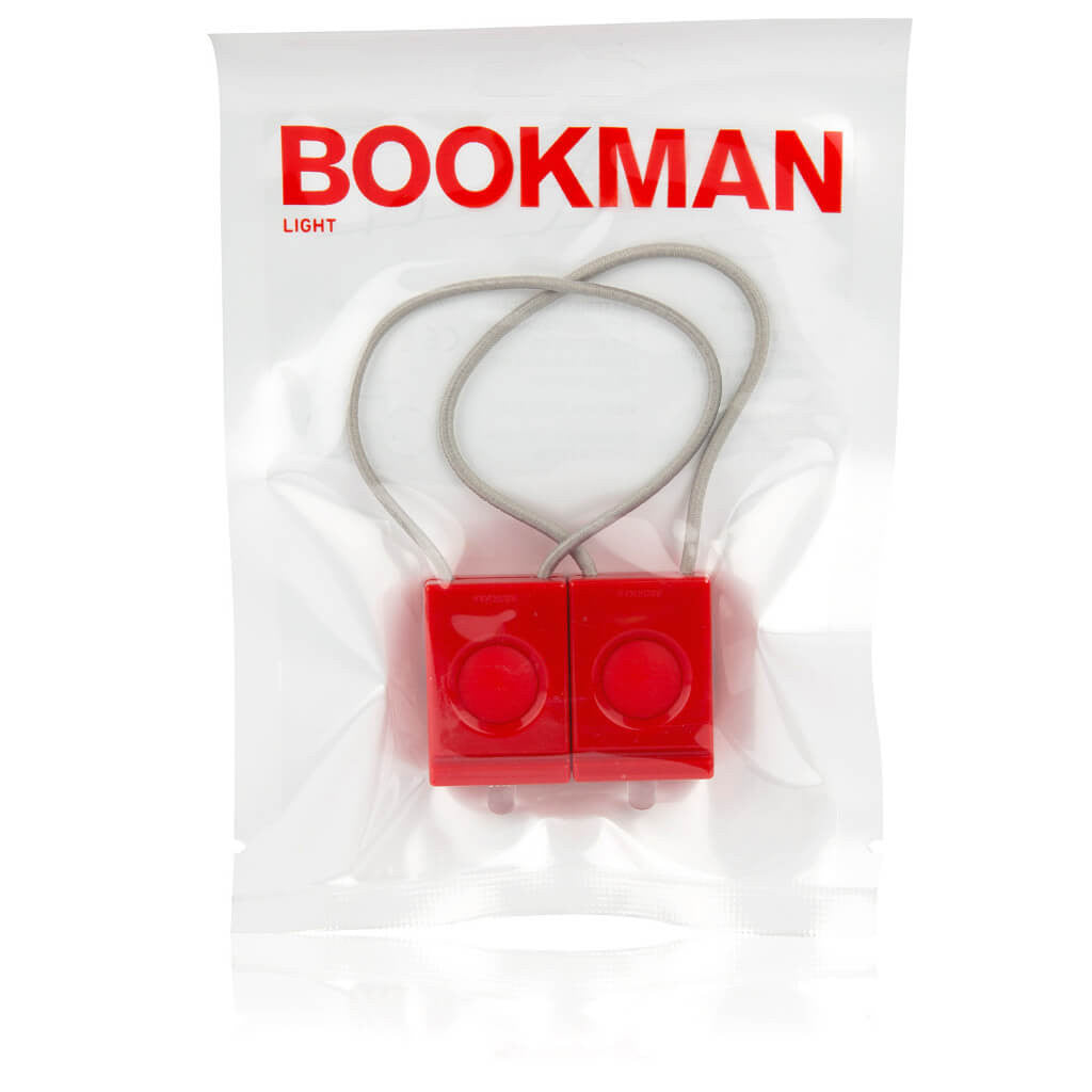 Bookman - BOOKMAN Light - Raging Red - Les Facteurs