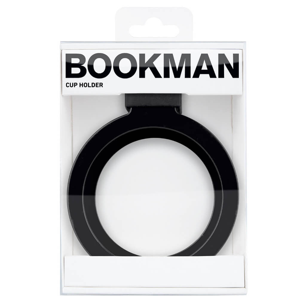 Bookman - Cup Holder - Black - Les Facteurs
