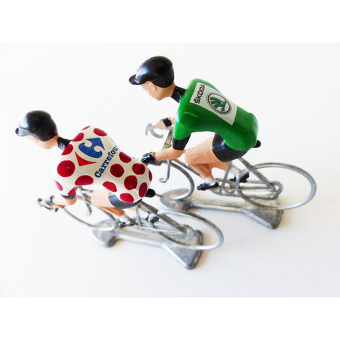 Tour de France - Polkadot & Green Jersey
