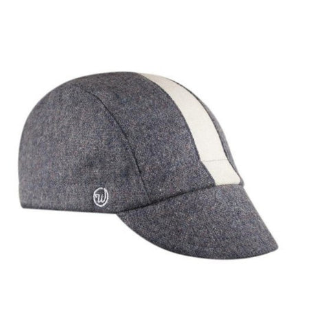 "Walz Caps - The ""Cadet"" Wool 3-Panel Cap - Les Facteurs"