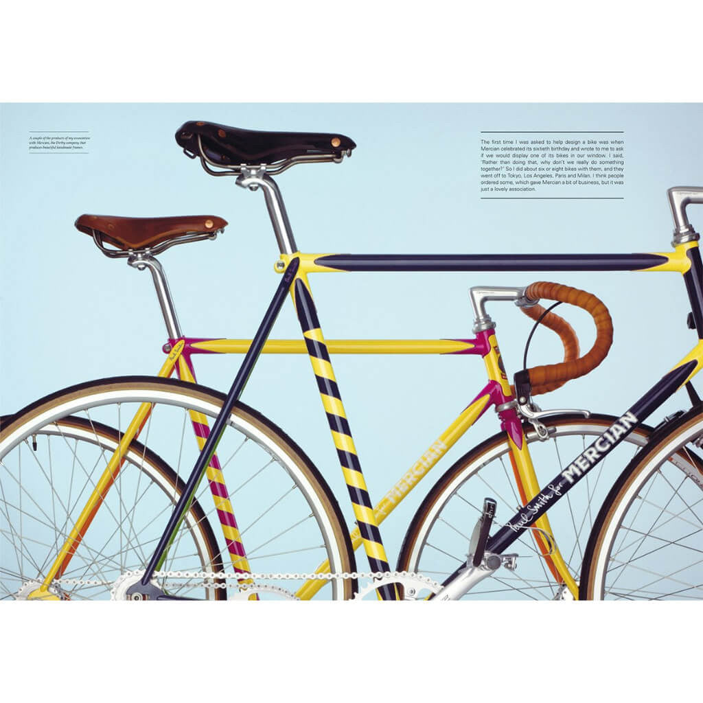 Thames & Hudson - Paul Smith's Cycling Scrapbook - Les Facteurs