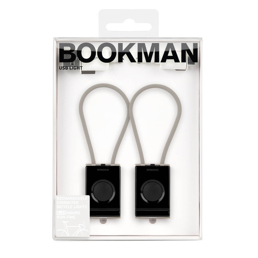 Bookman - USB Light - Black - Les Facteurs