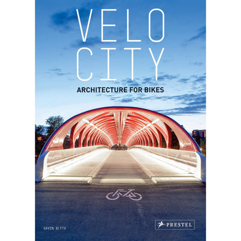 Prestel - Velocity - Architecture for bikes - by Gavin Blyth - Les Facteurs