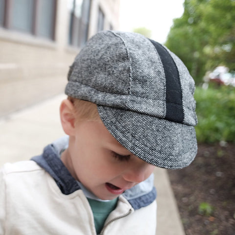 Walz Caps - The Kids Cycling Cap - Les Facteurs