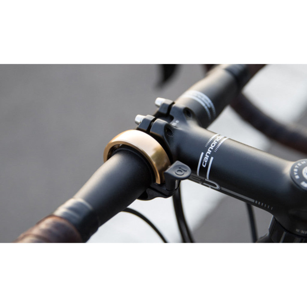 Knog - Oi BIKE BELL - Large - Copper - Les Facteurs