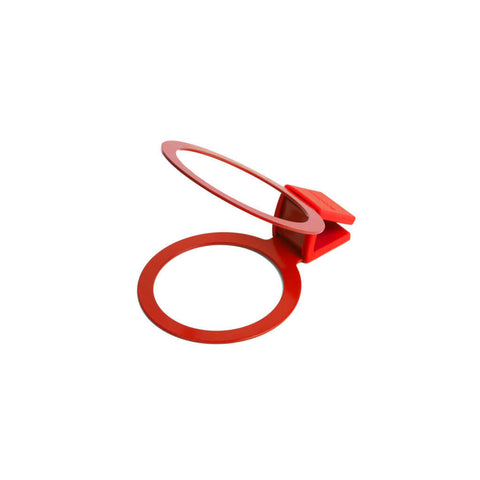 Bookman - Cup Holder - Red - Les Facteurs
