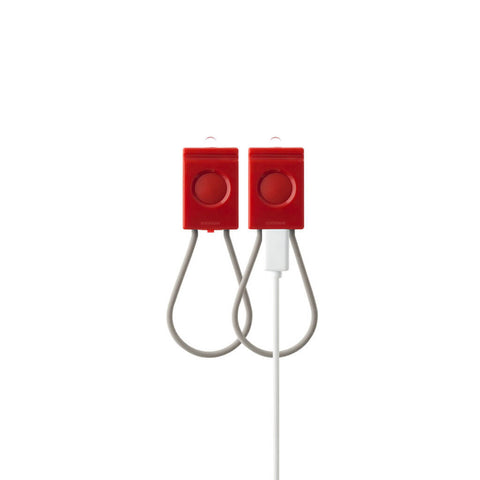 Bookman - USB Light - Red - Les Facteurs