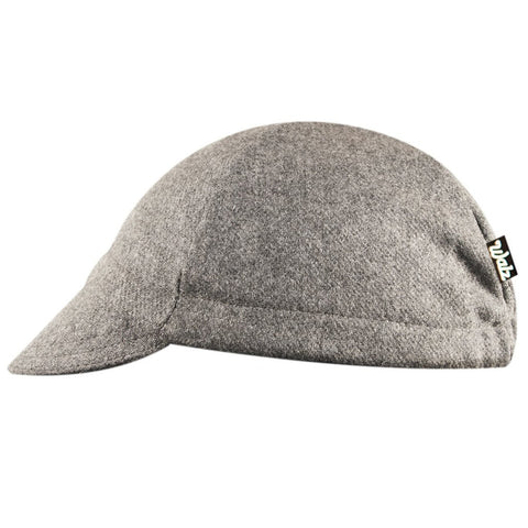 Walz Caps - Grey Wool 4-Panel - Les Facteurs