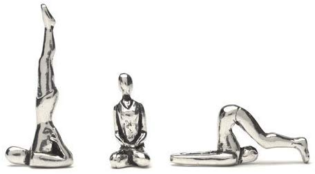 Yoga Poses Figurines by Basic Spirit: Gateway