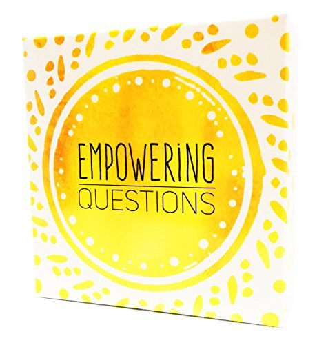 Empowering Questions Cards - 52 Cards for Meditation, Writing, or Any Other empowering Process: Gateway
