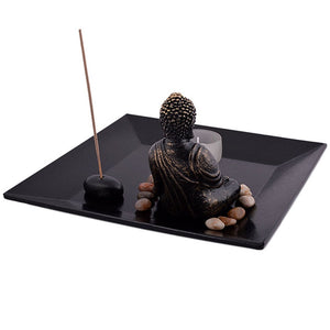 Feng Shui ZEN Garden Buddha Incense Holder