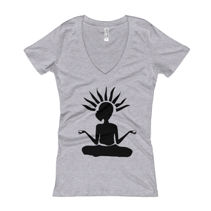 Eternal Reflections Yoga Girl Tee