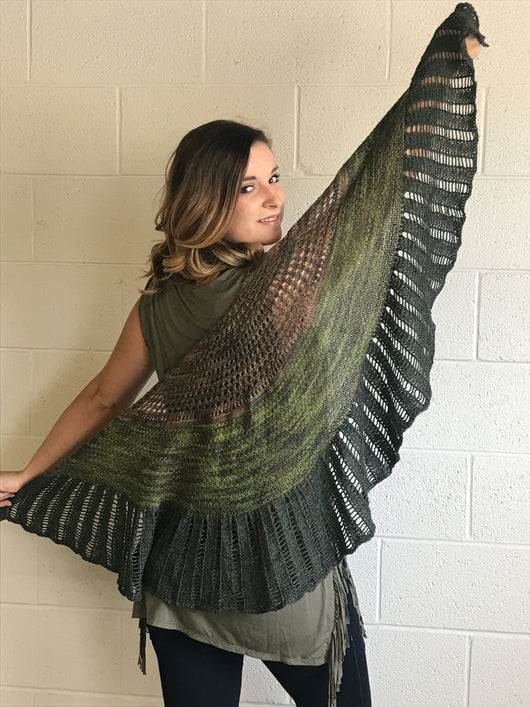 Wine Not Shawl Two