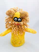 Felted Puppet