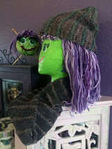 Funky Hat and Cowl (or scarf)