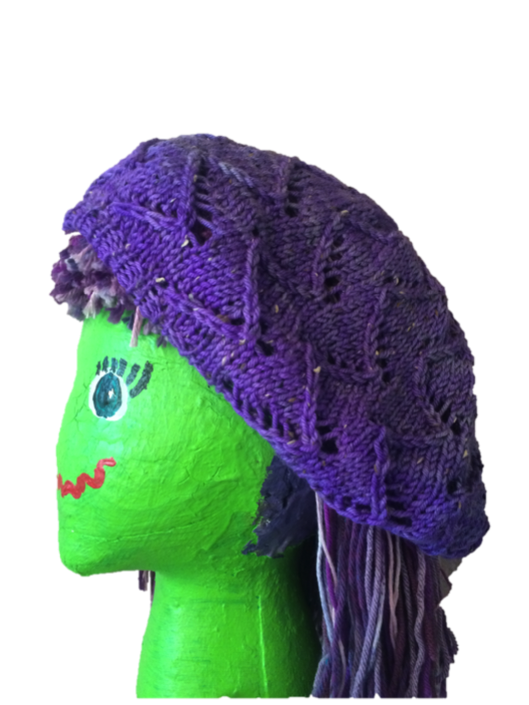 Killer Lace Slouch Hat