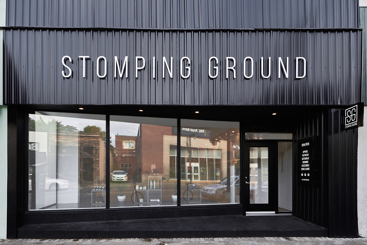Stomping Ground Storefront