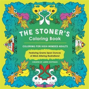 STONER'S COLOURING BOOK