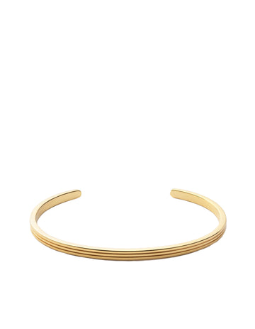 STAG CUFF - GOLD PLATED