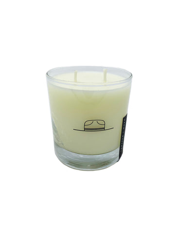 CANDLE - TOBACCO & MUSK