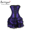 Burvogue Sexy Corset Dress