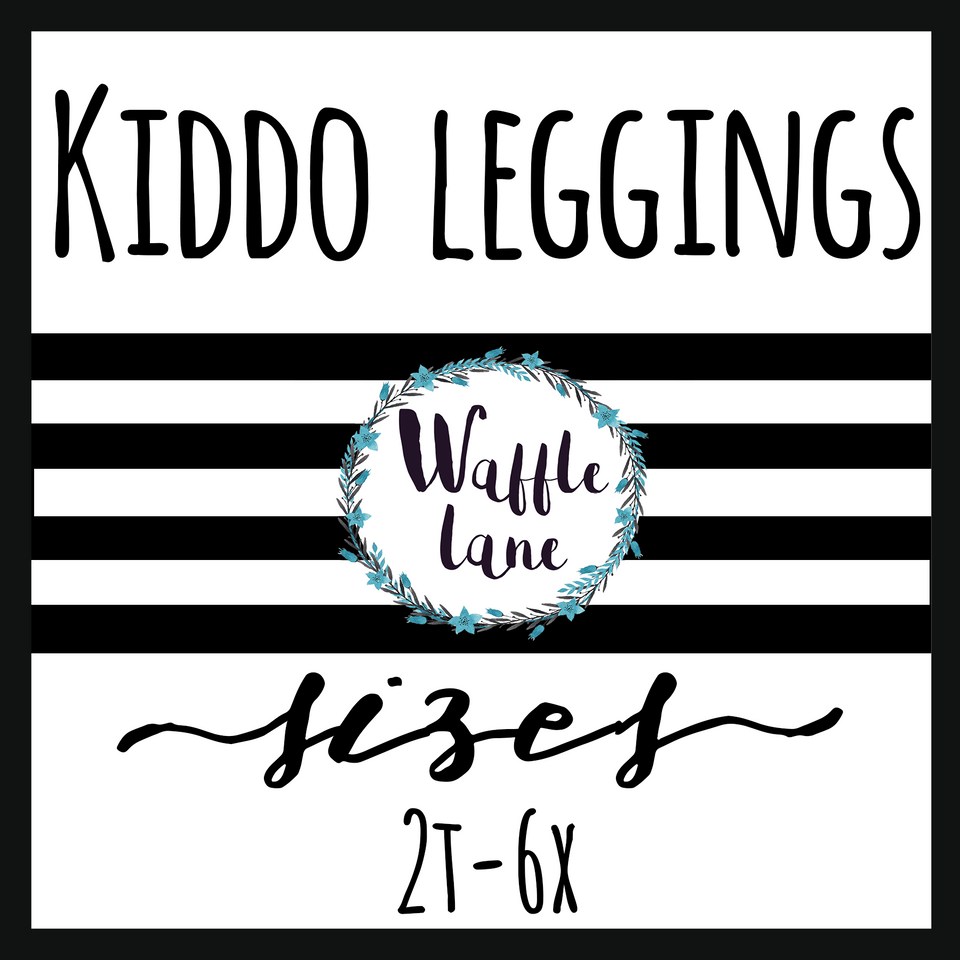 Kiddo Leggings