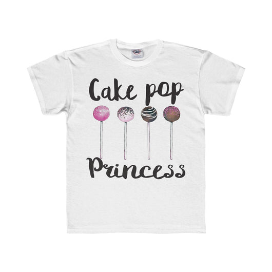 Cake Pop Princess (Youth Regular Fit Tee)