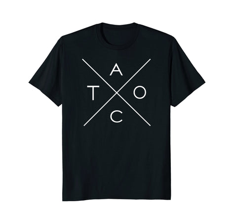 Taco. (Unisex, Lady, & Kiddo Tee) ($24.99 on Amazon)
